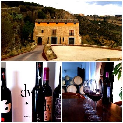 Httpwww.descalzosviejos.com winery Ronda 2