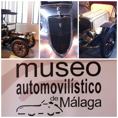 Vintage_cars_Málaga Car and Automobile Museum Museo Automovil de Málaga Andrew Forbes