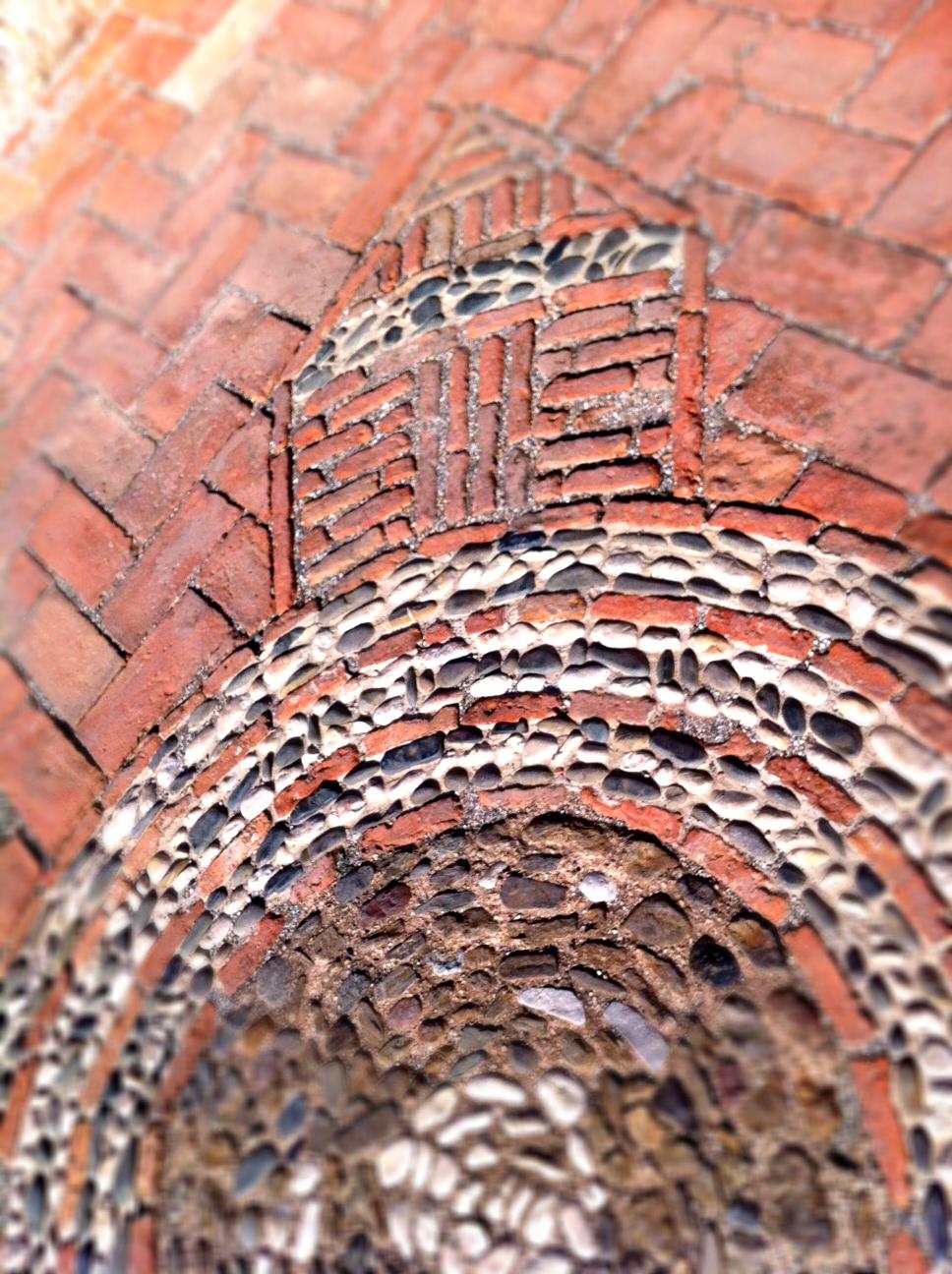 Malaga castle gibralfaro andrew forbes contemporary detail