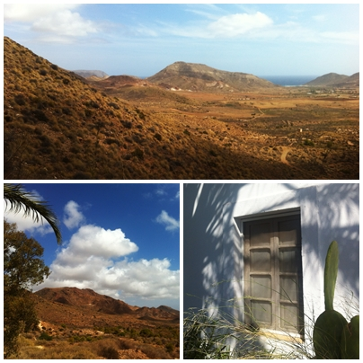 Rodalquilar, landscapes, almeria, andalucia