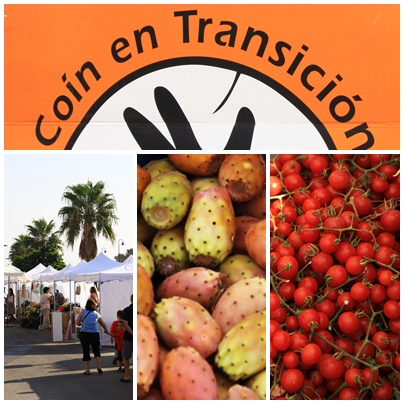 Transition Town Coin Malaga andrew forbes