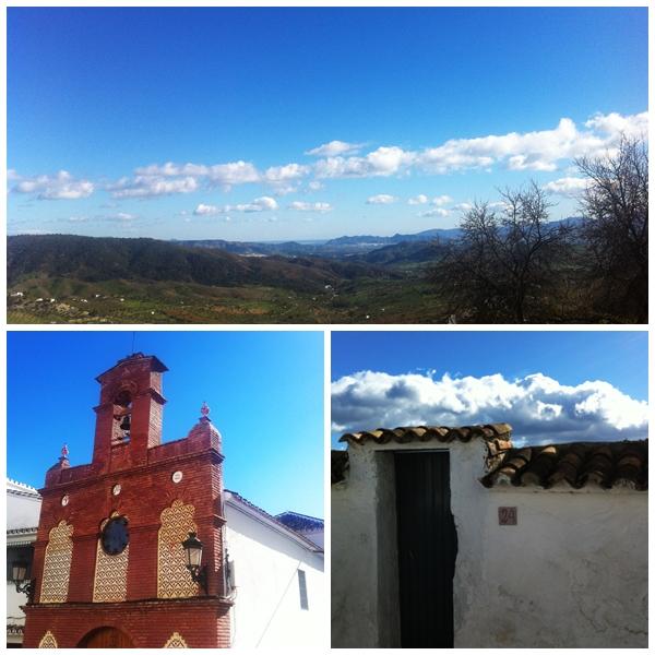 Casarobonela old town