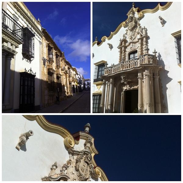 San Pedro Street, Osuna, Sevilla