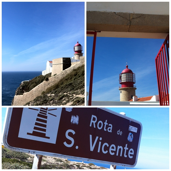 Sa Vicente - most westerly point in Europe