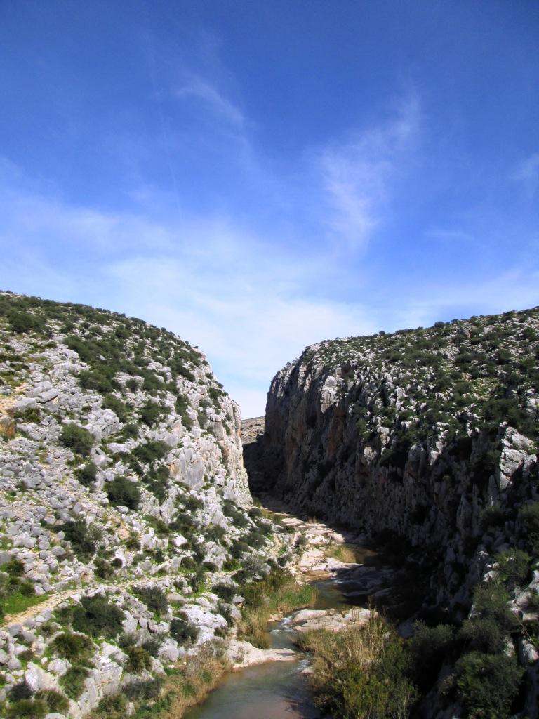 Tajo del Molino, Mill Gorge, Teba, Guadalteba, Andalucia, Andrew Forbes