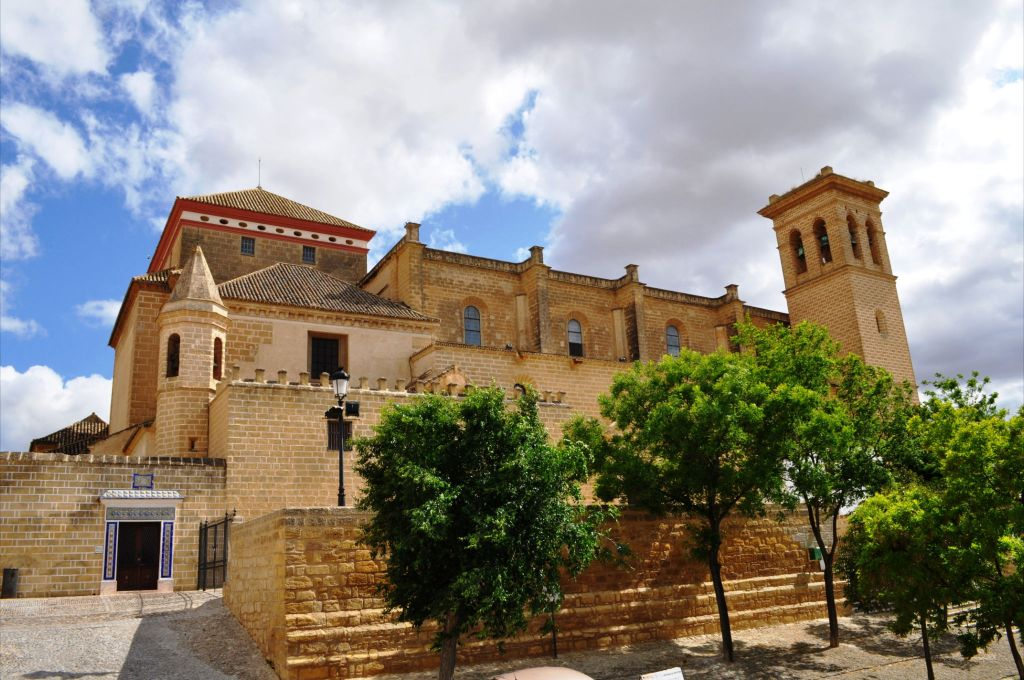 The Collegiate Church of Santa Maria de la Asuncion (Luis Martín)