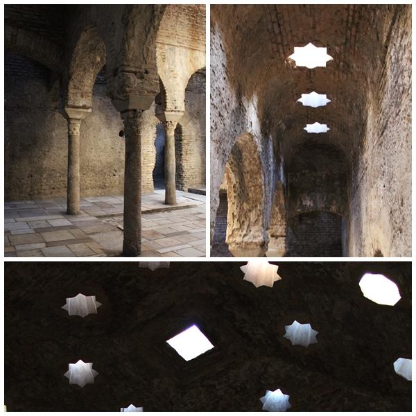 El Bañuelo Arab Baths Granada Albaicin