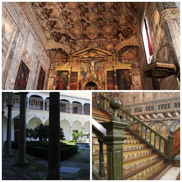 Santa Isabel La Real Monestary, Albaicin, Granada