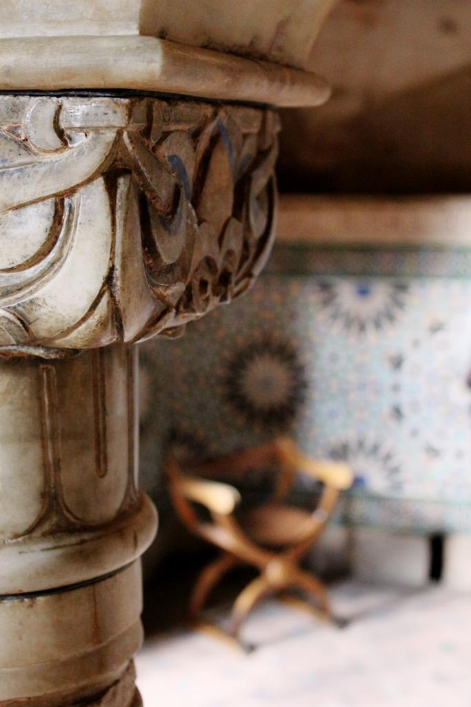 Alhambra detail Andrew Forbes blog