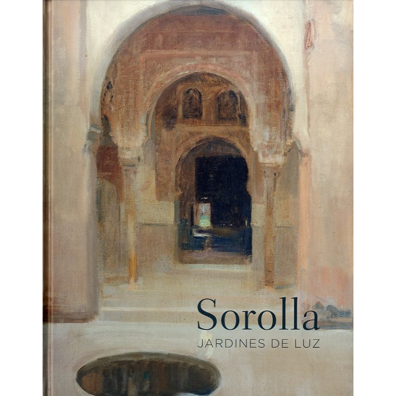 Sorolla Jardines de Luz Gardens of Light Alhambra Granada until 14 October 2012