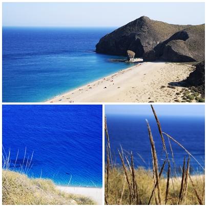 Playa de los muertos, almeria, andrew forbes