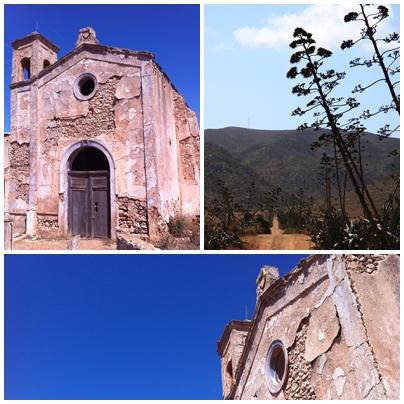 Cortijo de los frailes, almeria, andalucia