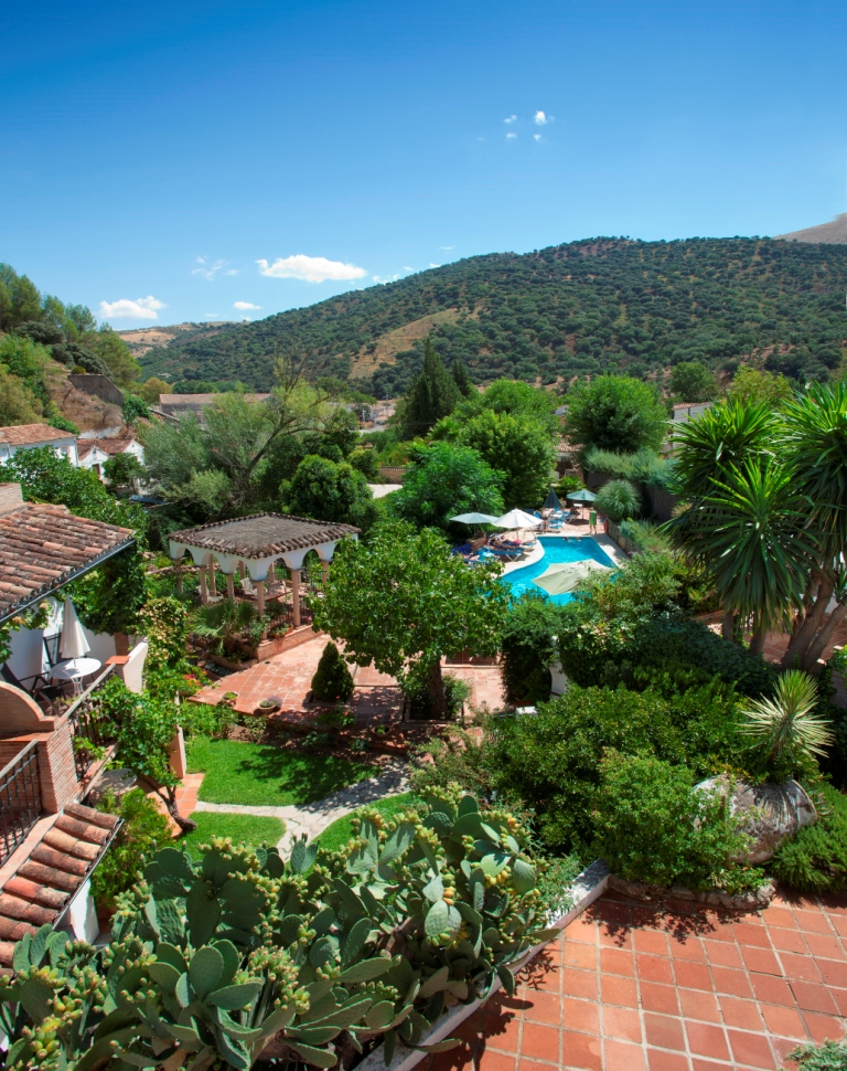 Molino del Santo, Country Hotel, Benaojan, near Ronda, Andalucia perfect for walking