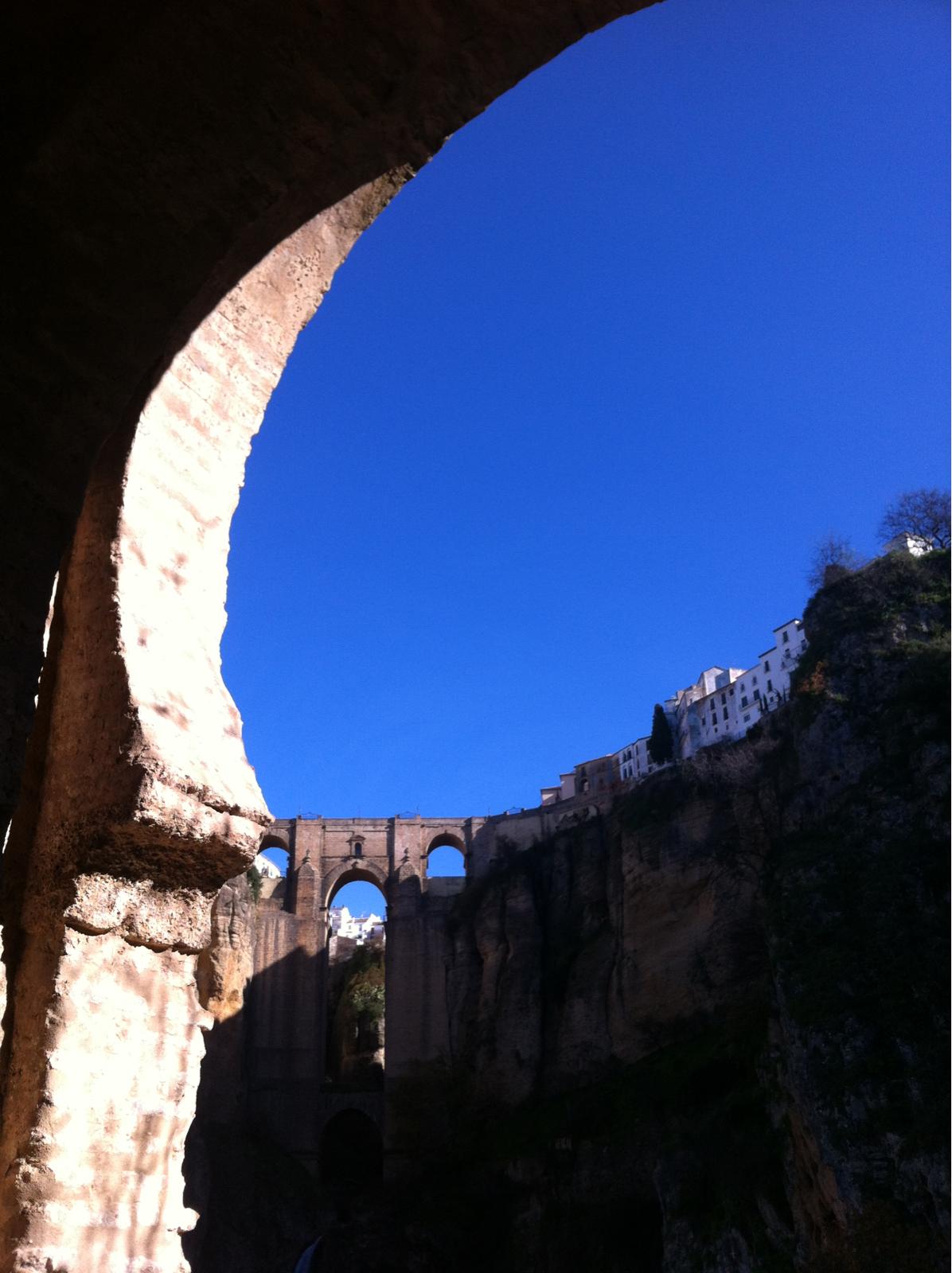 Winter Solstice - Ronda, Andalucia