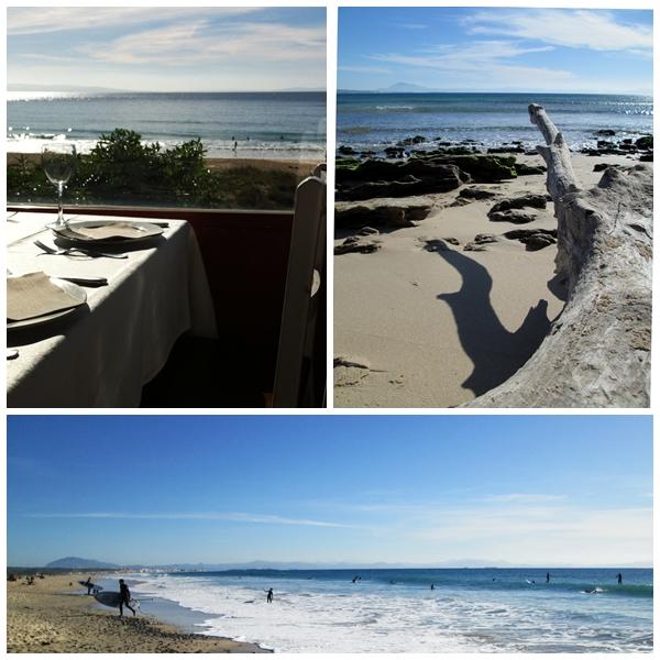 Tarifa, Cadiz, Andalucia beach