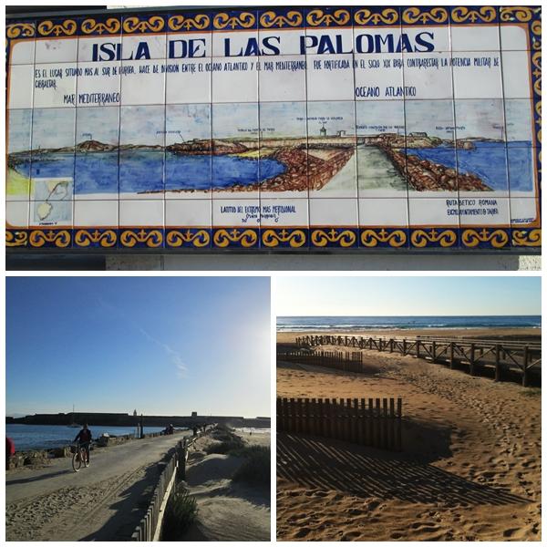 Isla de las Palomas Tarifa, Cadiz