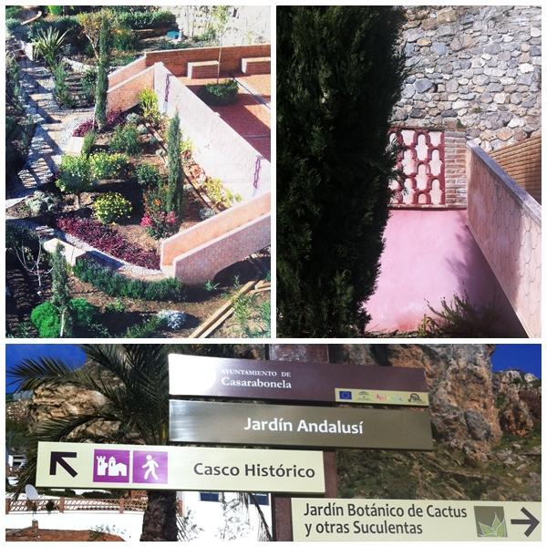 Jardin Andalusi Casarabonela