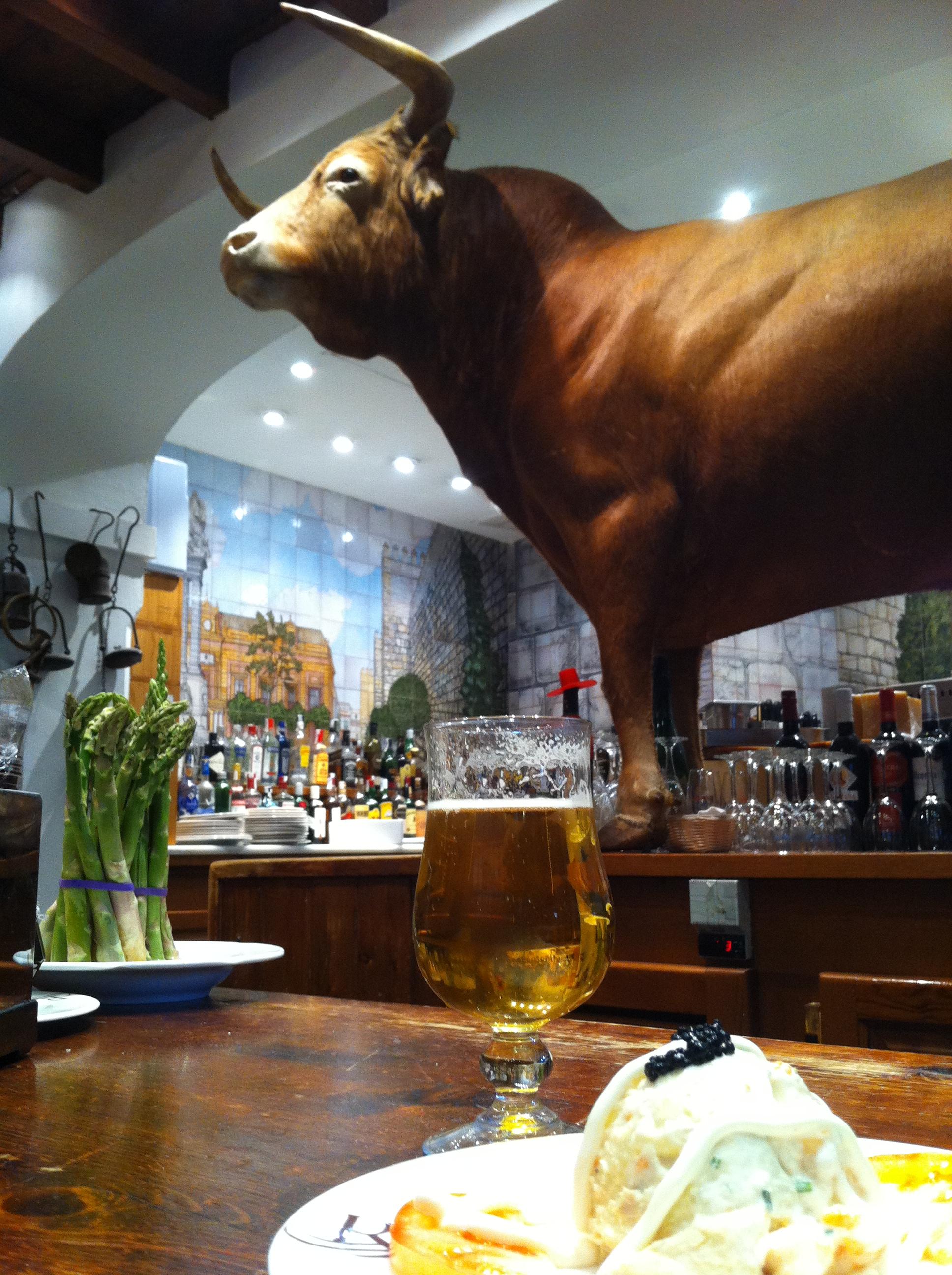 Bar Tapas Robles Seville