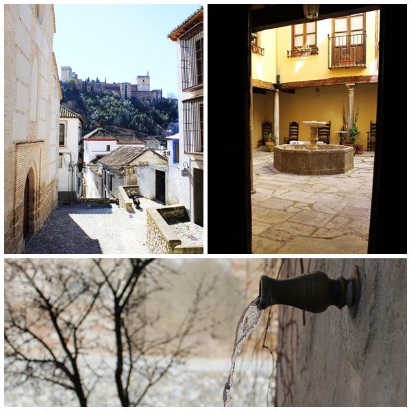 Tourist Apartments in the Albaicin, Granada