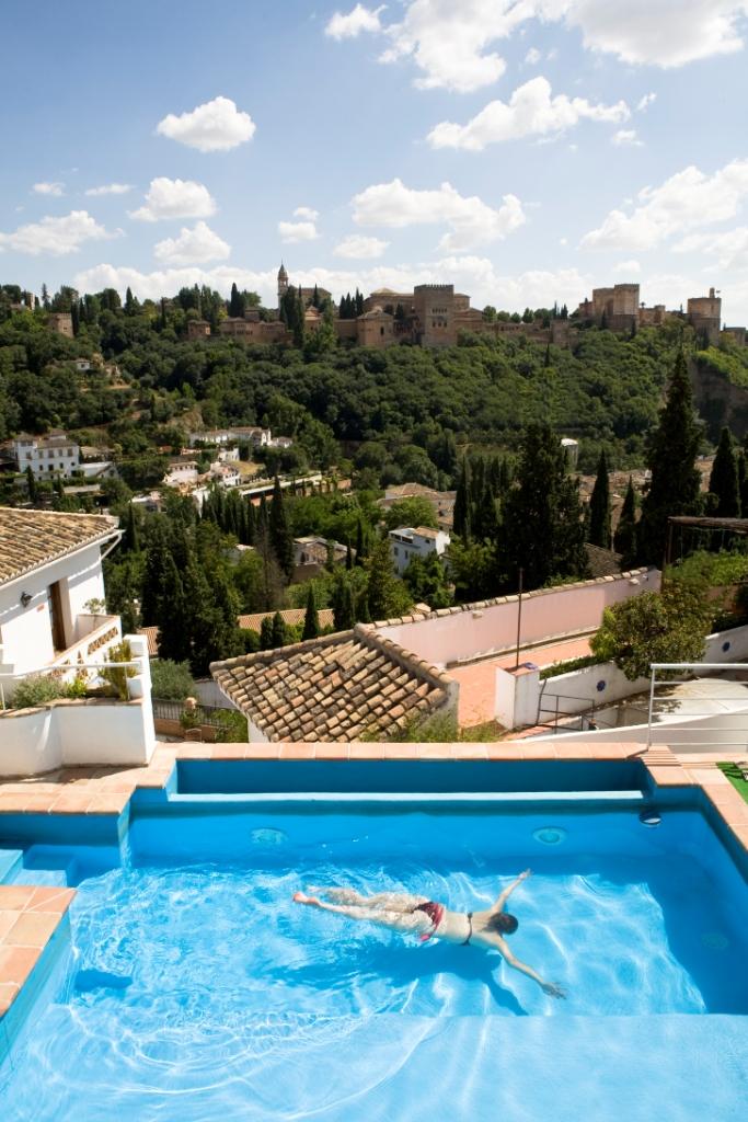 MontesClaros Apartments Albaicin Granada