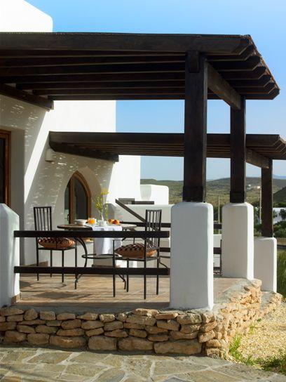 La almendra y el gitano guest terrace