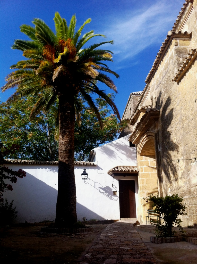 Nunnary of the Incarnation. 18th century monestary in Osuna, Seville