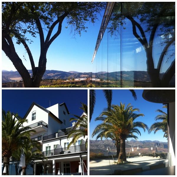 Hotel Reina Victoria Ronda, Andalucia
