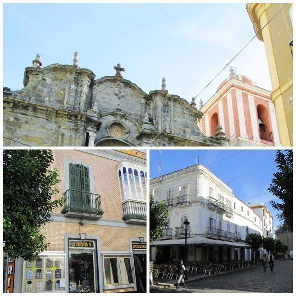 Tarifa Old Town