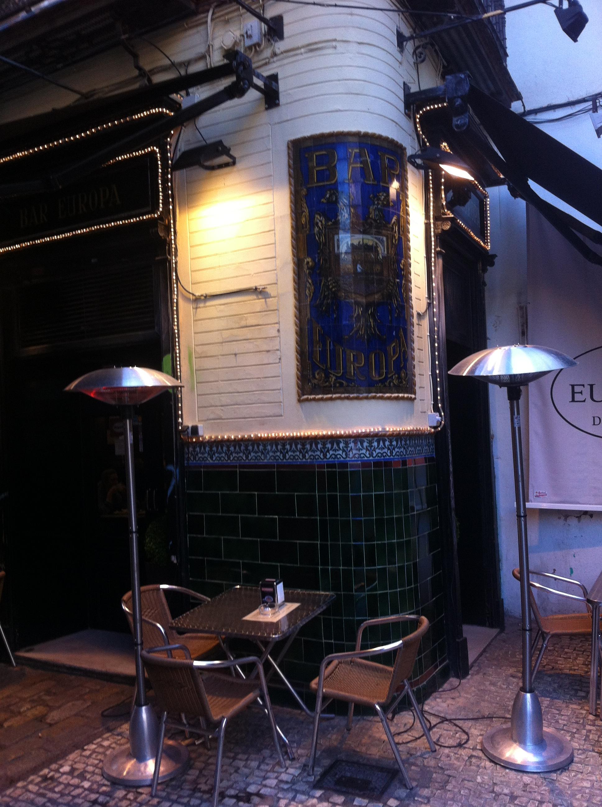 Bar Europa Seville