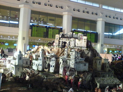Malaga_airport_belen