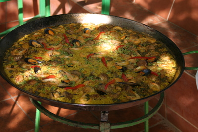 Paella_nearly_ready