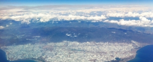 Almeria From 35000 Feet Andrew Forbes Lr
