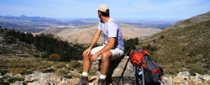 Andrew Forbes Hiking