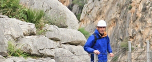 Andrew Forbes Visits Caminito del Rey on Andalucia Diary (3)