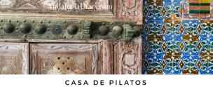 Casa De Pilatos Andalucia Diary Andrew Forbes 1