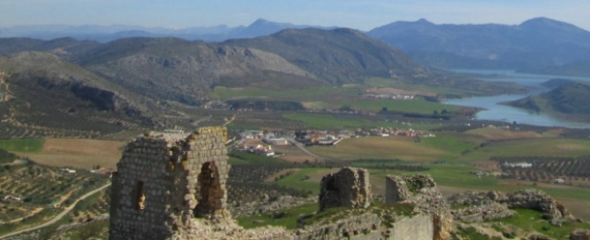 Teba Castle Cropped