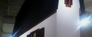 Wurms Narrow House At Malagas CAC